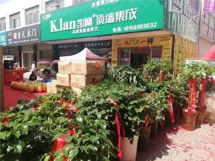 凯兰顶墙集成安徽望江专卖店