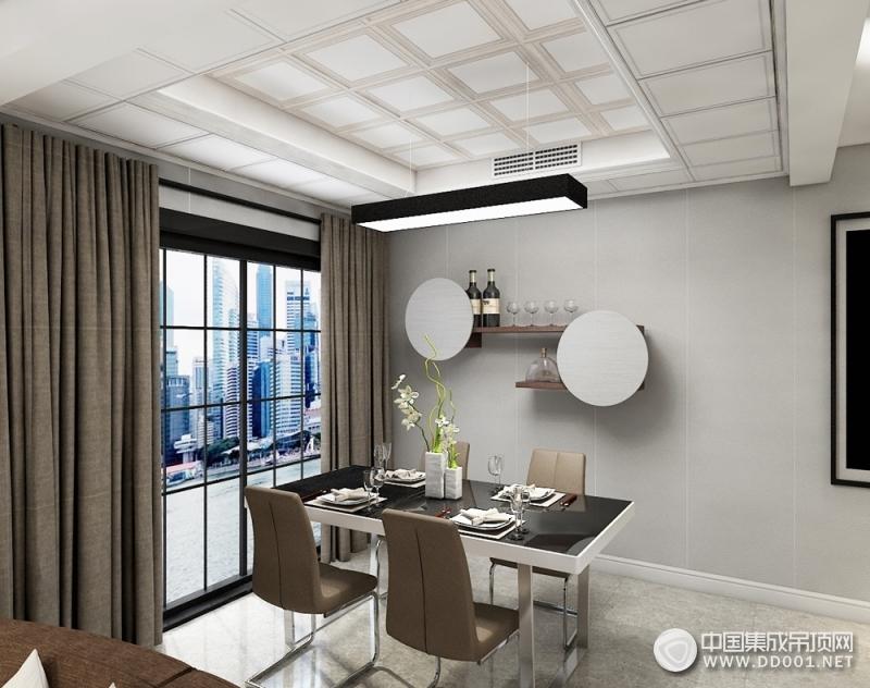 世纪豪门极简风吊顶装修效果图,卫生间吊顶装修效果图