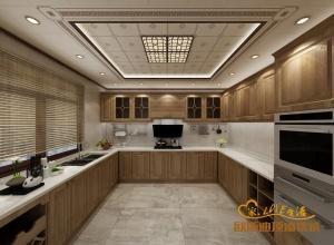 欧斯迪顶墙集成现代简欧风全屋装修案例分析