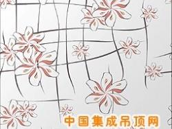 星雅图集成吊顶供应紫荆添香系列板材