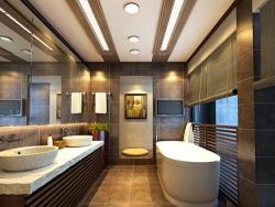 蓝姆特中式卫浴吊顶