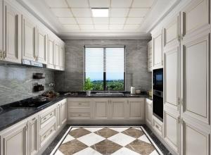 巴迪斯顶墙集成厨房吊顶装修效果图,厨房吊顶装修效果图