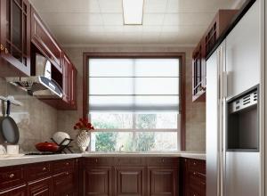 厨房吊顶装修效果图,海创厨房吊顶装修案例 (10)