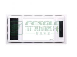 菲斯格乐 芯动9号智能多功能取暖浴霸