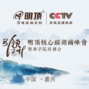 明顶2019核心经销商交流会暨商学院培训会