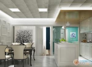 吉柏利浴室吊顶新品效果图