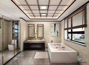 索菲尼洛浴室吊顶四款风格展示,卫生间吊顶装修图