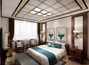 索菲尼洛新中式风吊顶装修图,风情雅韵,气质新中式