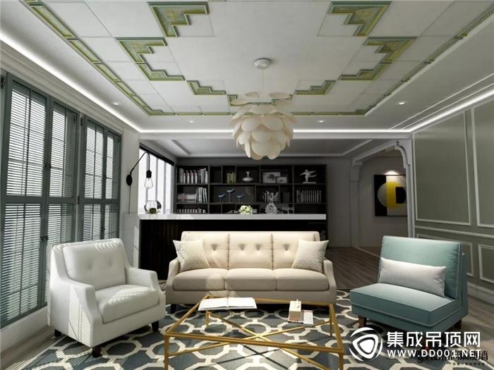高端时尚的客厅空间,品格为你打造