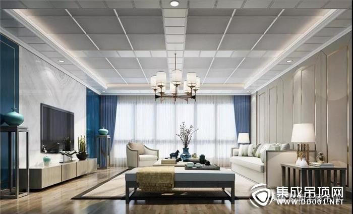 格勒新中式,素雅恬静的空间美感