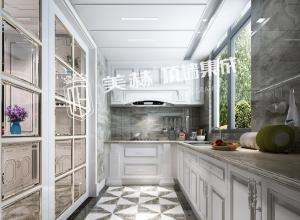 美赫集成吊顶本源系列厨房装修效果图