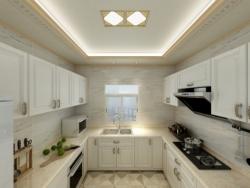 奥华全屋吊顶欧式系列-金溢华堂厨房