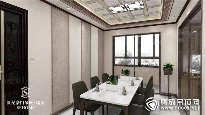 世纪豪门顶墙设计的巧妙结合 展现品质生活