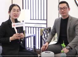 上海建博会:巴迪斯集成吊顶品牌运营部总监梁文锋