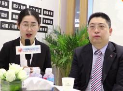 上海建博会:品格高端顶墙副总经理卢斌峰先生 (1155播放)