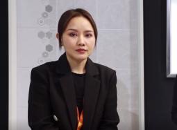 北京建博会:康佳吊顶品牌执行总经理吕总采访视频