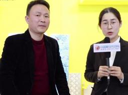 北京展:顶善美争化吊顶总经理王效春采访视频 (1359播放)