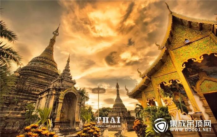 享受异国风光!品格携优胜经销商欢乐泰国游