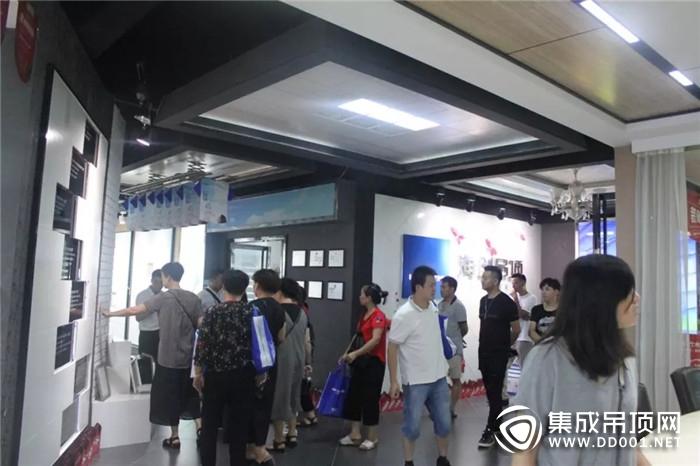 燃爆全场!海创顶墙浙北站厂购会完美落幕!