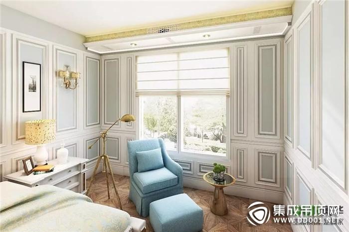 奥华顶墙提醒你 卧室装修必须这三大细节!