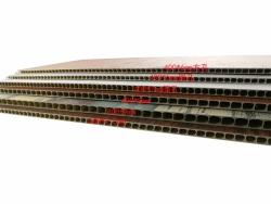 塑钢墙板厂家直销 400集成墙板 石塑护墙板