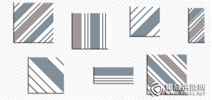 欧美新品莫兰迪色扣板 为你实力演绎柔和的高级感!