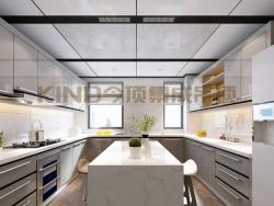 今顶吊顶大板系列—哑灰厨房