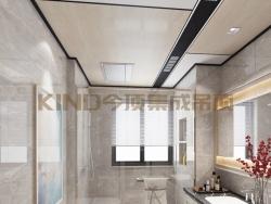 今顶吊顶大板系列—北欧木卫浴
