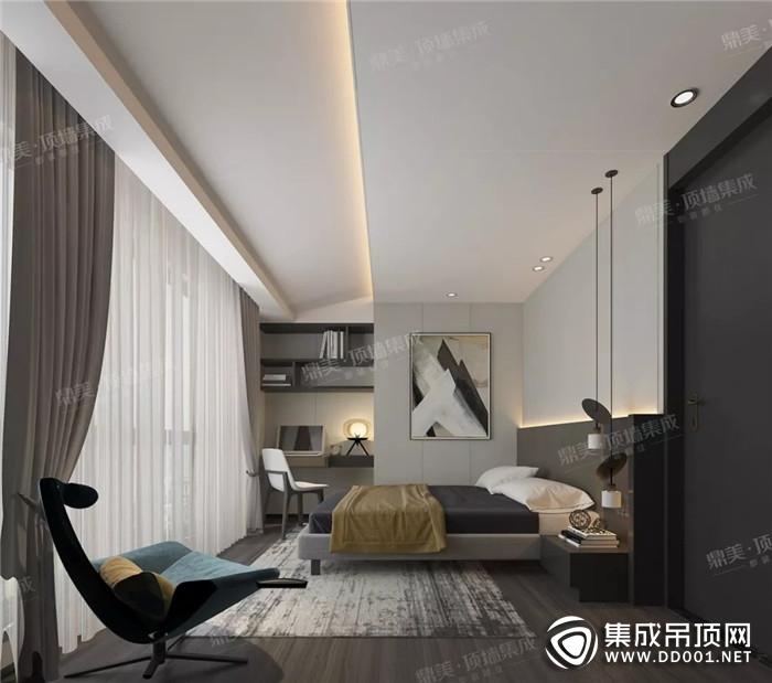 鼎美全屋定制 轻松帮你打造现代轻奢风格的家!