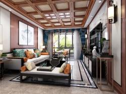 派格森墙面新品木纹系列 中式风格吊顶