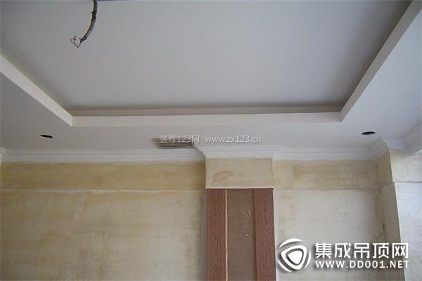石膏板吊顶好不好?石膏板吊顶的优缺点