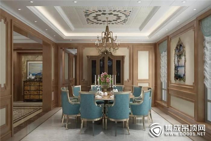 品格高端顶墙让客厅豁然开朗又不失美感!