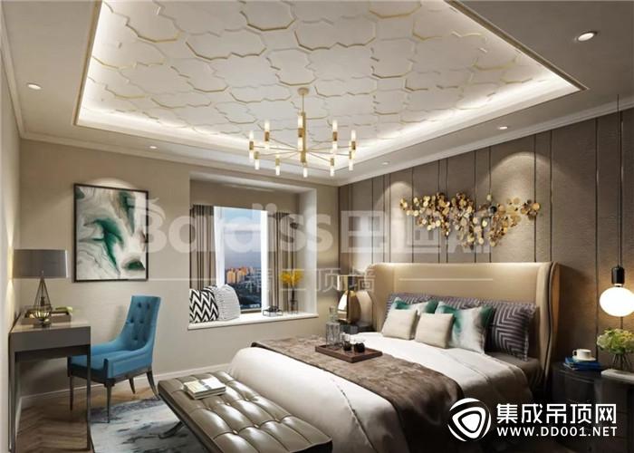 巴迪斯全屋精工顶墙打造零甲醛生活空间,给你健康舒适的家!