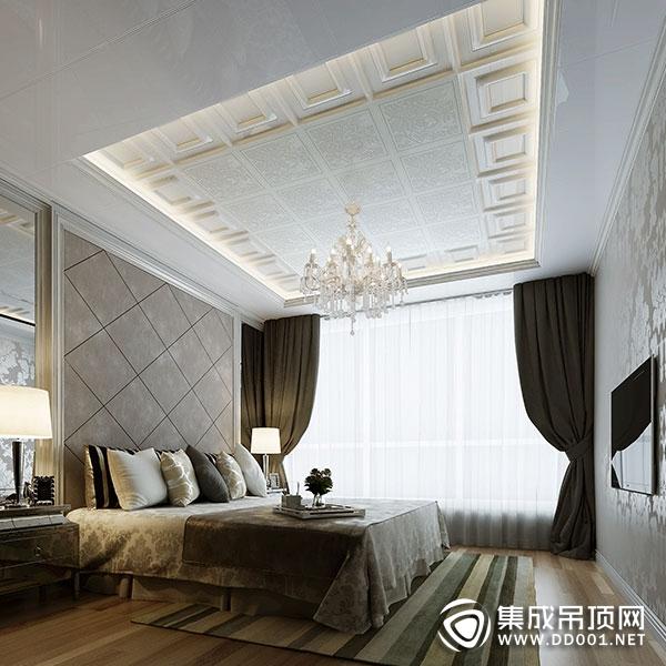 普罗米全房吊顶卧室吊顶装修效果图