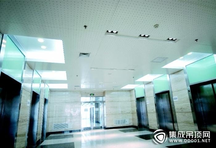 铝蜂窝板工程案例