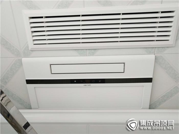 奇力Q3浴室暖空调让沐浴畅快呼吸!