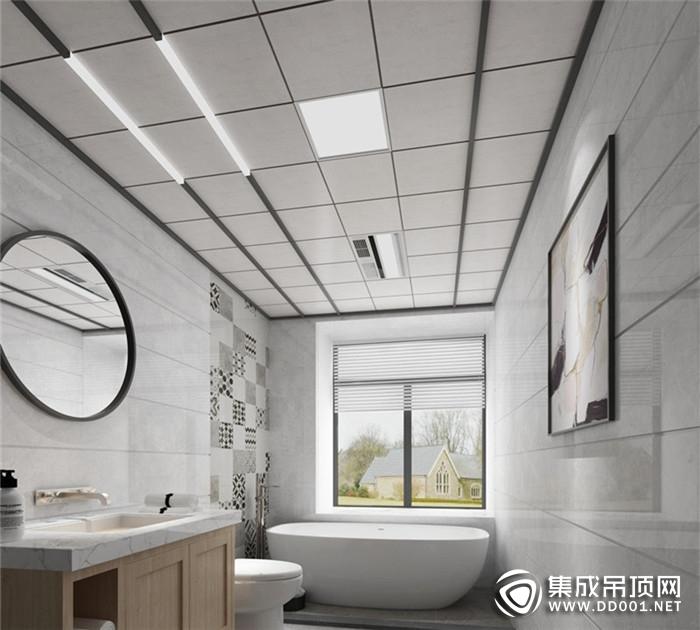 欧美吊顶满足不同功能空间的不同吊顶设计所需!