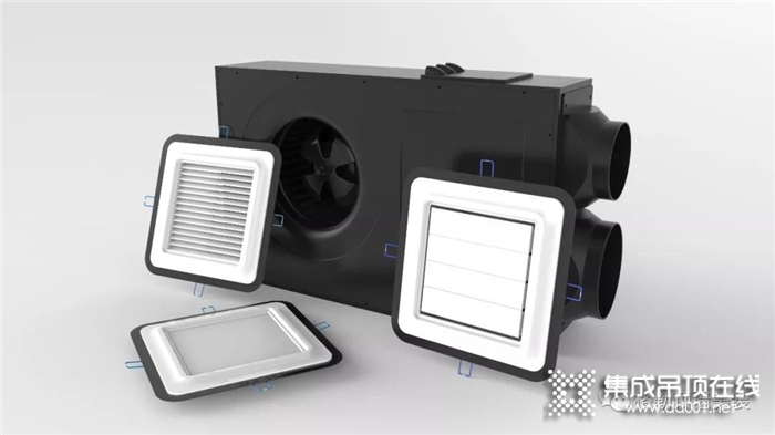 格勒X7S定义未来浴霸,给您贴心舒适的卫浴体验
