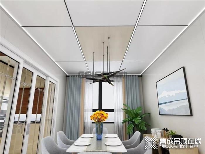 格勒顶墙北欧风,营造自然随性的家居气氛!
