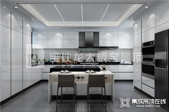 宝仕龙大板全屋顶开启简单明亮的现代家居生活!