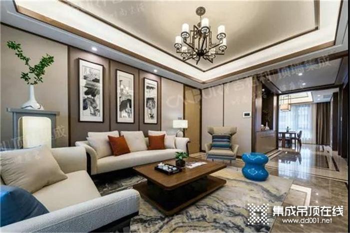 吉柏利集成墙面高效省心,体验完全不一样的轻松家装!