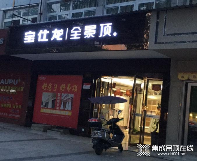 宝仕龙大板全景顶浙江仙居专卖店