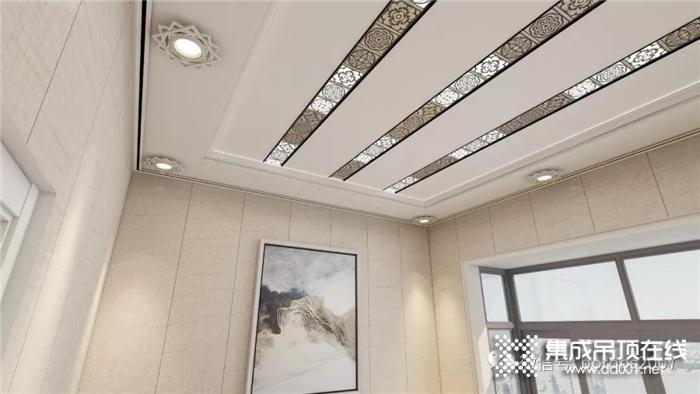 奔腾解构全屋顶蜂窝大板系列,重新定义顶界新风尚!