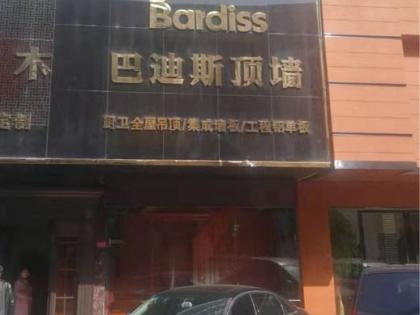 巴迪斯精工顶墙江西赣州专卖店
