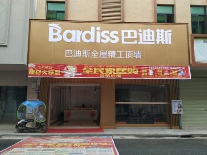 巴迪斯精工顶墙江西丰城专卖店