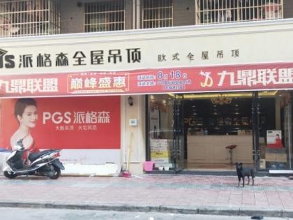 派格森全屋吊顶江西修水县专卖店