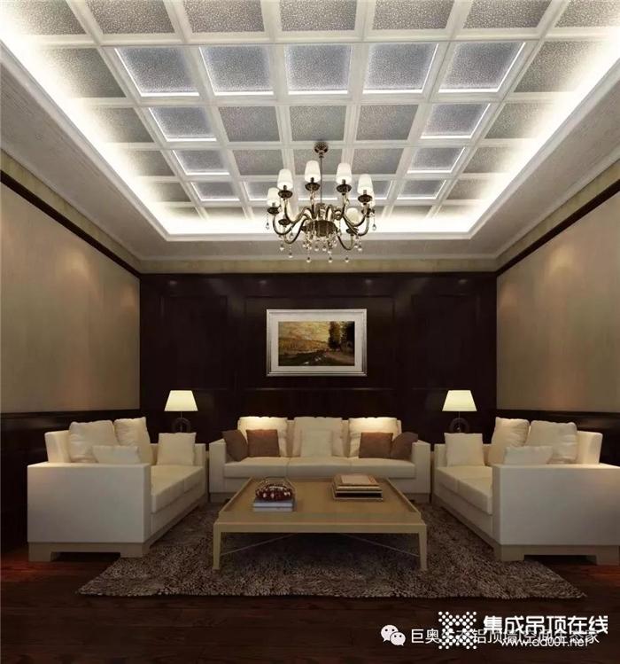 巨奥生态铝顶墙2020不可或缺的家装流行元素