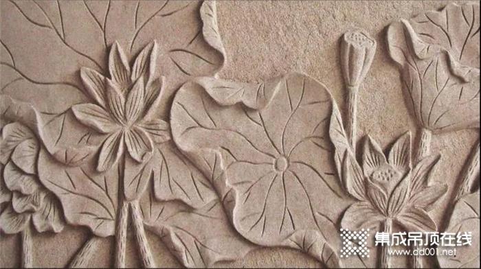 品格集成吊顶产品精选--感受芙韵满园将新中式风格和莲花元素完美融合