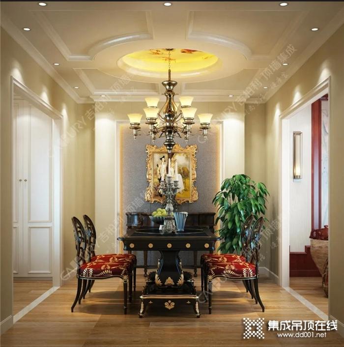 吉柏利集成墙面满足你对墙面材料的各种需求,为你的家庭带来健康环保的环境