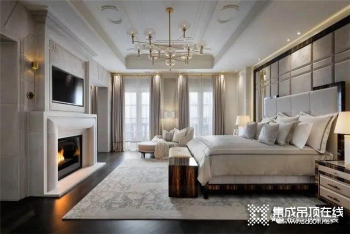 格勒设计的这套豪宅,透露出满满的贵族气息,由内而外的精致到骨子里